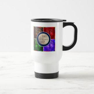Debajo de los cielos de agosto… taza de café