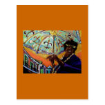 Debajo de mi paraguas tarjetas postales