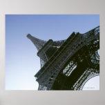 Debajo de torre Eiffel Impresiones