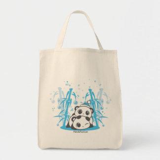 Debajo del bolso de bambú del árbol más estilos bolsa