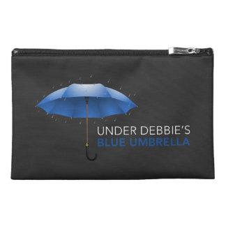 Debajo del paraguas azul de Debbie