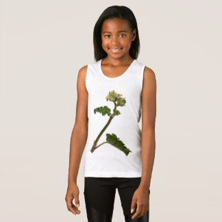 "Débardeur_pour_filles of ""the Beautiful Fleur "" Tank Top"