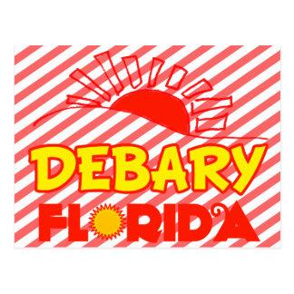 Debary, Florida Postcard
