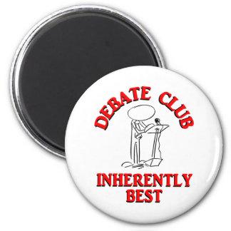 Debate Club Inherently Best Magnet
