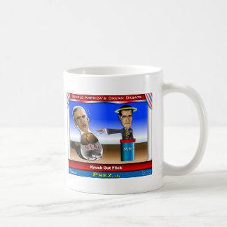 Debate Flick Coffee Mug