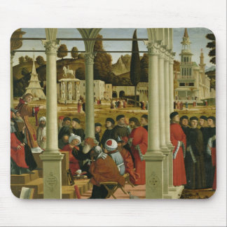 Debate of St. Stephen Mouse Pad