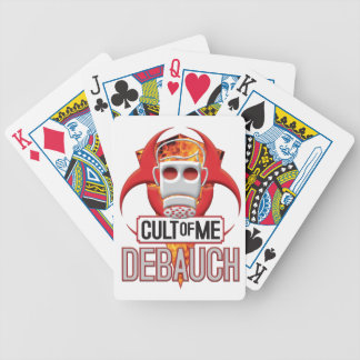 DEBAUCH Cult of Me Deck Of Cards