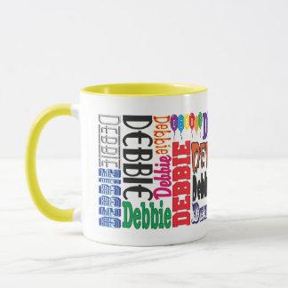 Debbie Coffee Mug