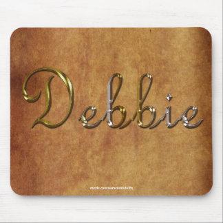 DEBBIE Name-Branded Personalised Gift Mousepad