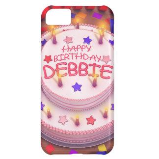 Debbie's Birthday Cake iPhone 5C Cover