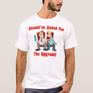 ¡Debe haber pedido la mejora! Camiseta para hombre