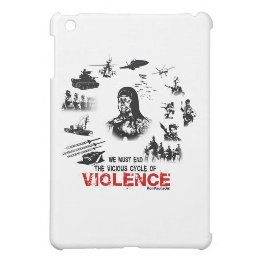 ¡Debemos terminar el ciclo vicioso de la violencia