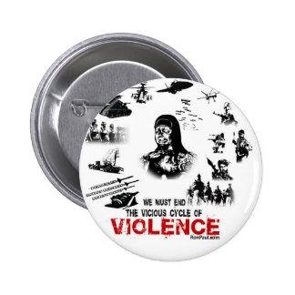 ¡Debemos terminar el ciclo vicioso de la violencia Pin