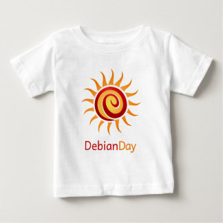 Debian Day Baby T-Shirt