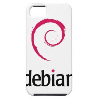 debian Linux iPhone 5/5S Case