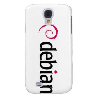 debian Linux Logo Galaxy S4 Case