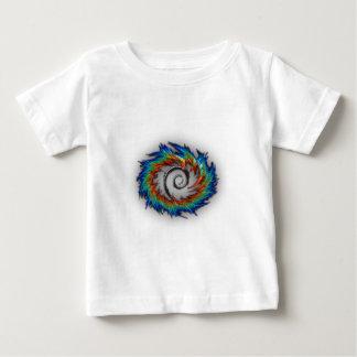 Debian swirl baby T-Shirt
