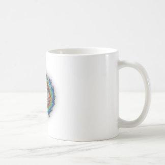 Debian swirl coffee mug