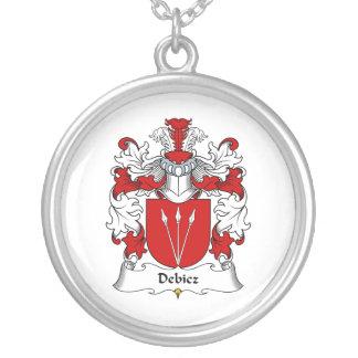 Debicz Family Crest Jewelry