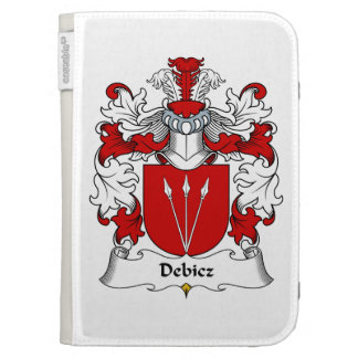 Debicz Family Crest Kindle Folio Case