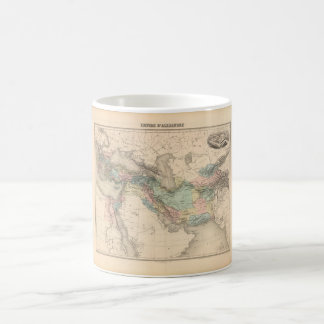 Debilitated World Map 16 Coffee Mug