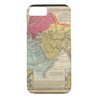 Debilitated World Map 16 iPhone 7 Case