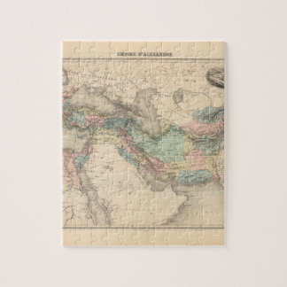 Debilitated World Map 16 Jigsaw Puzzle