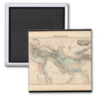 Debilitated World Map 16 Magnet