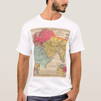 Debilitated World Map 16 T-Shirt