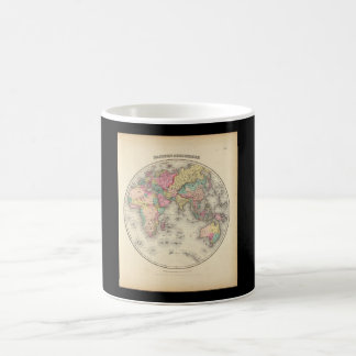 Debilitated World Map_Maps of Antiquity Coffee Mug