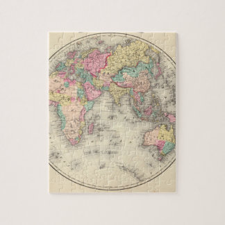 Debilitated World Map_Maps of Antiquity Jigsaw Puzzle