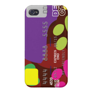 Debit Card Covers For iPhone 4
