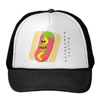 debonaire weiner character hat