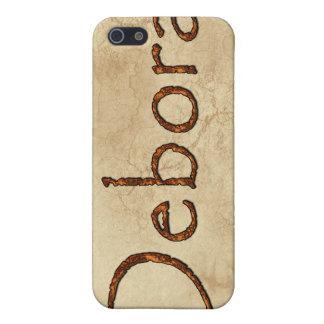 DEBORA Name Branded iPhone Cover
