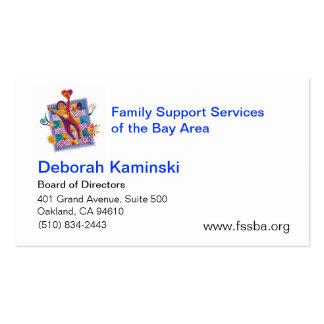 Deborah Kaminski  FINAL Double-Sided Standard Business Cards (Pack Of 100)