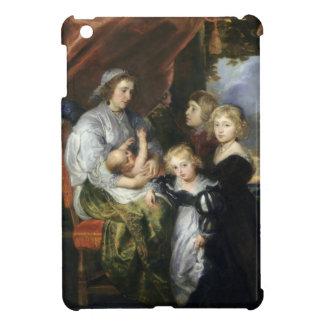 Deborah Kip and Her Children iPad Mini Covers