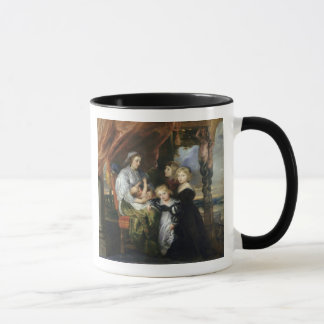 Deborah Kip and Her Children Mug