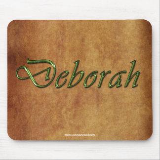 DEBORAH Name-Branded Personalised Gift Mousepad