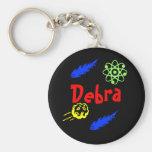 Debra Keychains