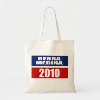 DEBRA MEDINA 2010 CANVAS BAGS