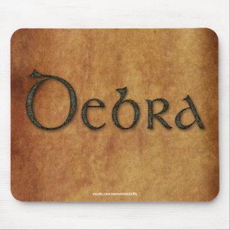 DEBRA Name-Branded Personalised Gift Mousepad