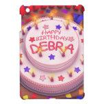 Debra's Birthday Cake Case For The iPad Mini