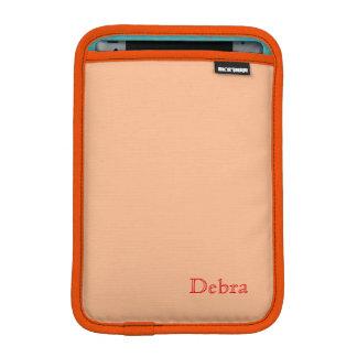 Debra's rickshaw ipad mini sleeve