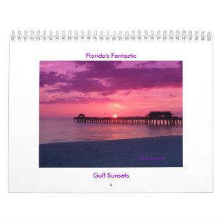 Debrene's Florida Gulf sets Calendar