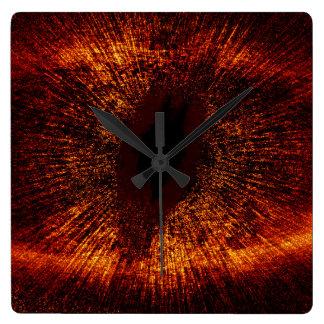 Debris Ring Around Star Fomalhaut (HD 216956) Square Wall Clock