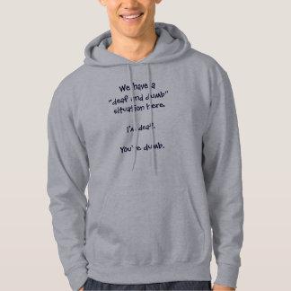 Deb's hoodie