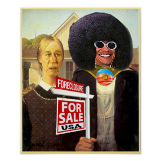 Debt Brother Foreclosure Poster