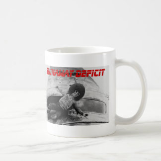 Debt Brother starring in...... Classic White Coffee Mug