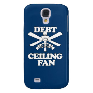 DEBT CEILING FAN GALAXY S4 COVER