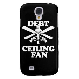DEBT CEILING FAN SAMSUNG GALAXY S4 COVER